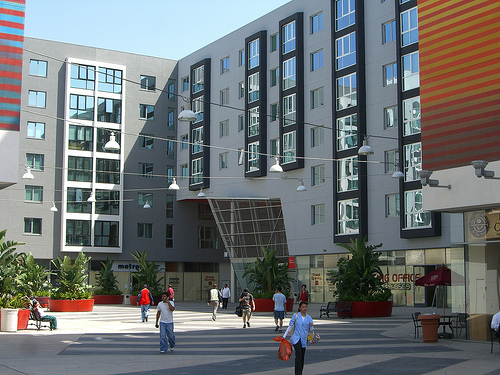 Wilshire & Vermont Metro Station Transit-Oriented Development - Los Angeles, CA